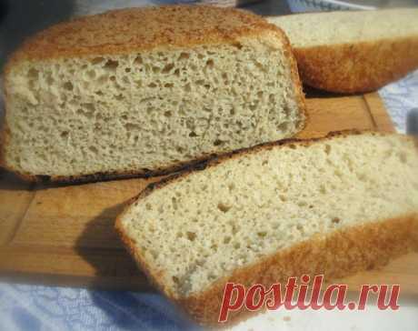 Быстрый хлебушек.Американский хлеб по рецепту Елены Малаховец