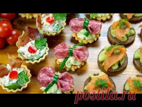 Идеи вкусных и ярких закусок для вечеринок - хлеб Пумперникель, датское печенье и тарталетки.
