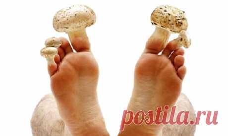 Всего два ингредиента помогут вам забыть о грибке ногтей!   Хитрости жизни