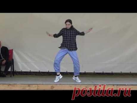 Street dance: Hip-Hop Solo - Kateryna Serdyuk (Avice). Battle Talent-2016 in Sumy - YouTube