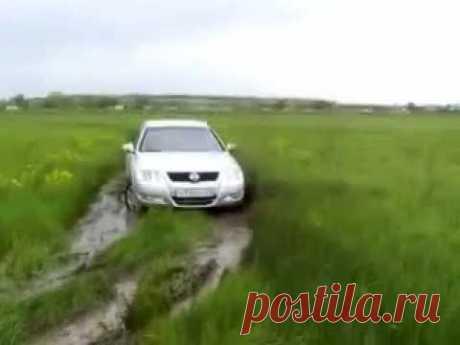 Попытка доехать до Урала - 2009 год. - YouTube
