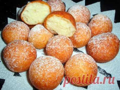 Рецепты творожных пончиков - Vypechka.Perchinka-kHozyayushka.ru