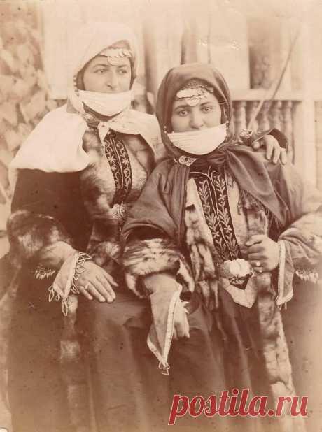 🔴 Շուշեցի հայ կանայք, 1898թ.:
