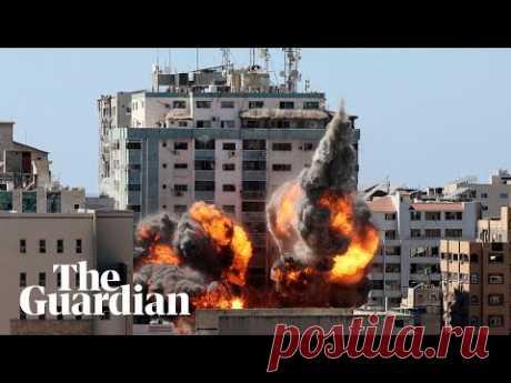 15-5-21-США после авиаудара Израиля потребовали обеспечить безопасность СМИ