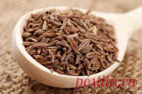 1 чайная ложка тмина в день сжигает до 5 кг в месяц! / Будьте здоровы