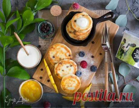 Любимые рецепты сырников