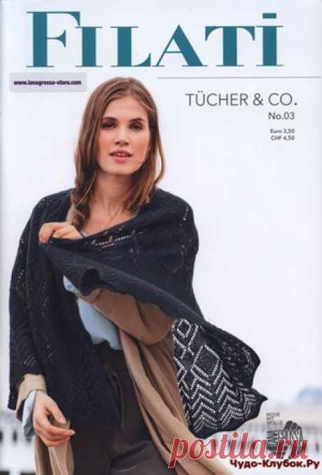 Filati Tucher & Co 3 2019 | ✺❁журналы на чудо-КЛУБОК ❣ ❂ ►►➤Более ♛ 8 000❣♛ журналов по вязанию Онлайн✔✔❣❣❣ 70 000 узоров►►Заходите❣❣ %