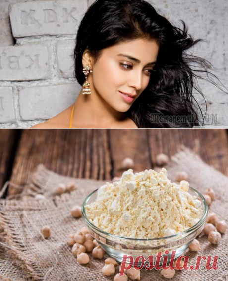 Secret of ideal skin of the Indian women
