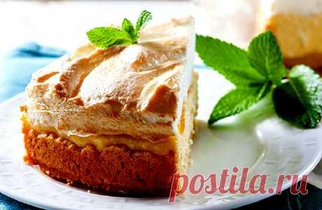 Пирог «Слезы ангела» - Коллекция замечательных рецептов
