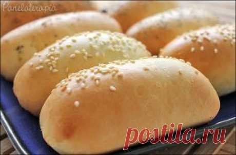 Pãozinho Salgado Recheado – Panelaterapia