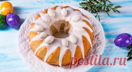 La rosca de Pascua de Alejandro Selezneva - poshagovyy la receta de la foto en Повар.ру