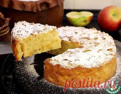 """Яблочный пирог """"Шарлотт"""" – кулинарный рецепт"""