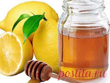 Мёд с лимоном: польза и вред, показания и противопоказания, рецепты