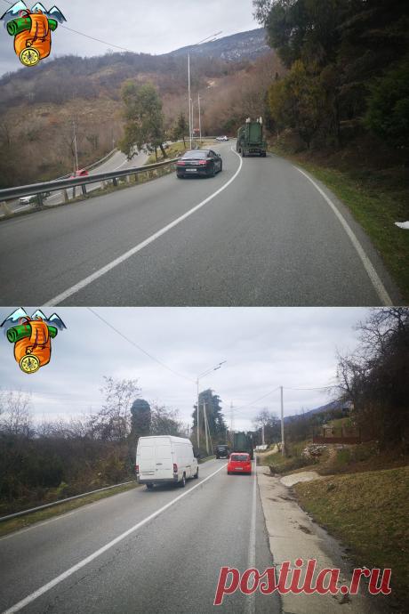 """Водители в Абхазии водят как """"безумцы"""". Личный опыт нескольких месяцев   Тур в Мир   Яндекс Дзен"""