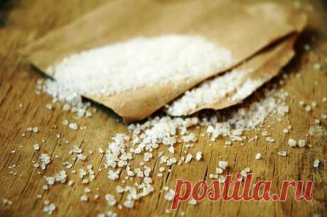 Зачем класть соль при стирке вещей? Разумная стирка белья — полезные советы