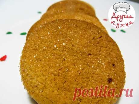 Очень вкусное медовое печенье - Простые рецепты Овкусе.ру