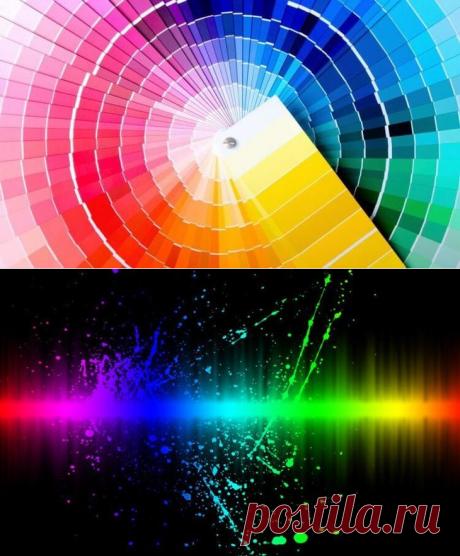 Как работает цветовой тест Люшера