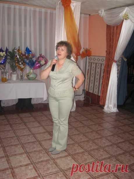 Татьяна Гундилович