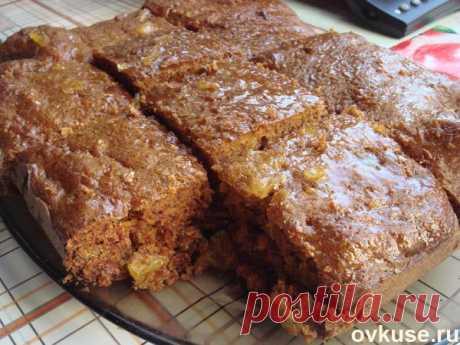 Очень,очень-очень вкусный морковный пирог - Простые рецепты Овкусе.ру