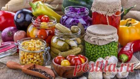 Рецепты очень вкусных и проверенных рецептов заготовок на зиму - Обязательно сохраните!!!!