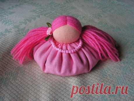 Кукла-зерновушка