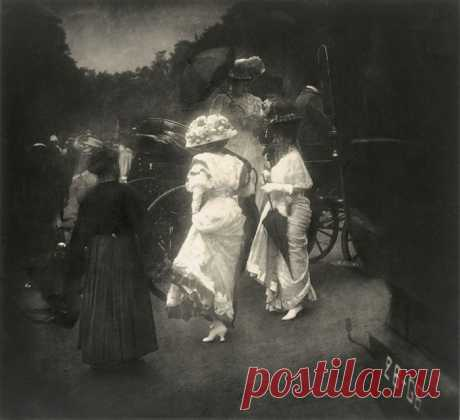 After the grand prix Paris 1907