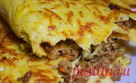 Мешаем сырую картошку с ряженкой: деревенская закуска