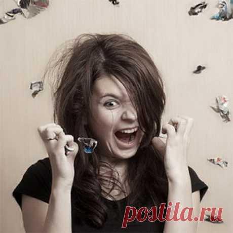 Причины привлекательности истеричных женщин - Что-то вроде психологии - Взаимоотношения - Мелочи жизни
