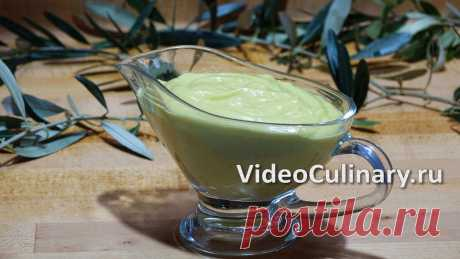 Sauce of Aioli — the recipe with a photo and video - Mail.Ru Mail