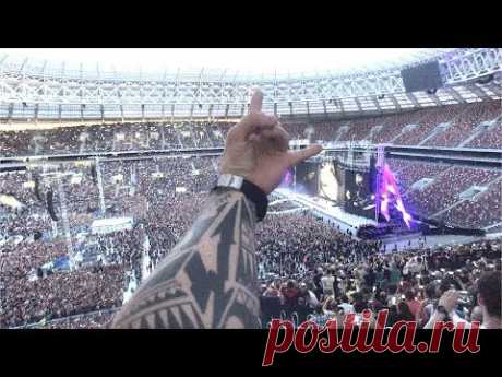 MetallicA Live Moscow 2019