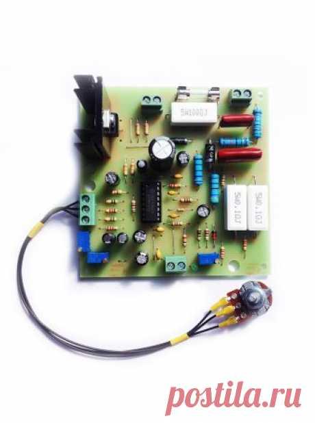 El regulador de las vueltas del electromotor - TDA1085 | Comprar al por mayor y por menor