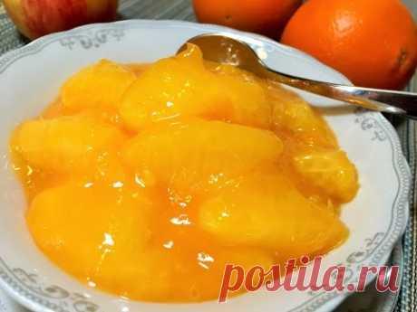 АПЕЛЬСИНОВЫЙ СОУС  для блинчиков и оладьев. ПРОСТО И ВКУСНО! Десерт. (Orange sauce for pancakes)
