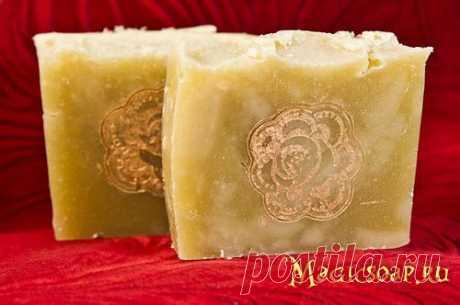 Рецепты » Блог Волшебное мыло и прочие удовольствия