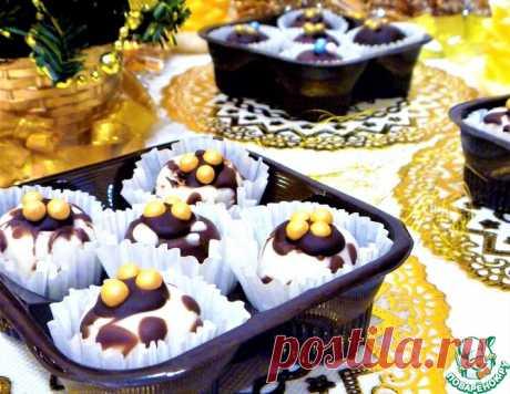 """Конфеты """"Тропический микс"""" в шоколадной глазури – кулинарный рецепт"""