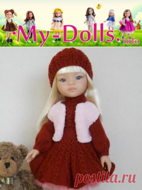 Одежда для кукол своими руками и другое рукоделие