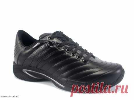 Кроссовки мужские Spotter 131499S, черный Легкие мужские кроссовки для активного отдыха