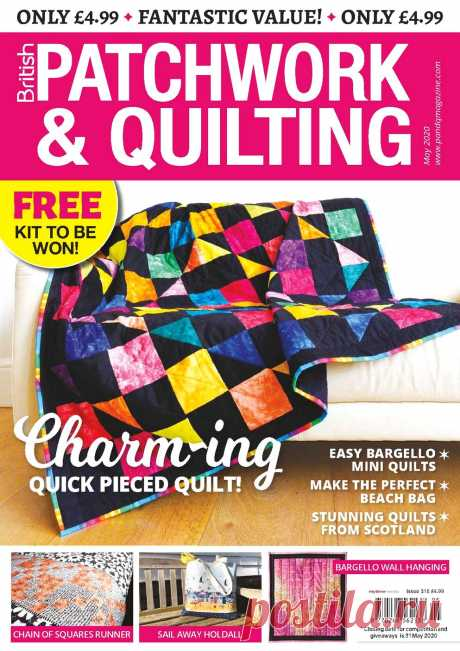 British Patchwork & Quilting - May 2020