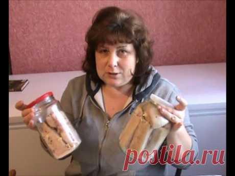 Национальное достояние Соленое сало в банке - YouTube