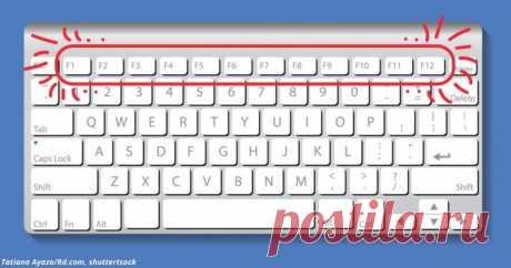 Наконец-то кто-то объяснил, зачем нужны клавиши F1–F12! Они нужны! Вам тоже всегда было интересно, зачем нужен верхний ряд на клавиатуре? Наверное, вы ими почти не пользуетесь, а зря! Учтите, что эти сочетания клавиш могут зависеть о...