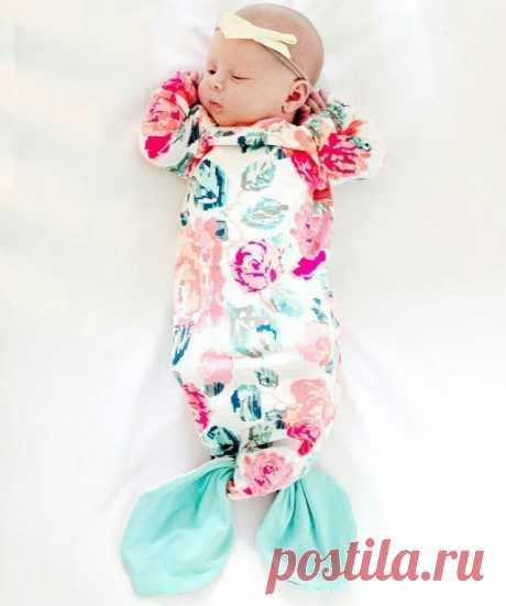 Новорожденные Русалки (DIY)