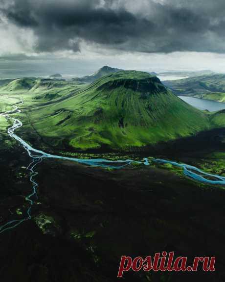 Необычайно красивые виды природы планеты
