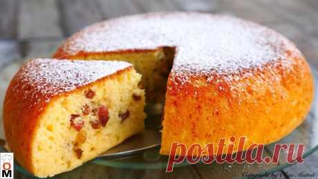 Нежный и Вкусный Пирог на Cметане | и ВКУСНЯШКА у вас на столе