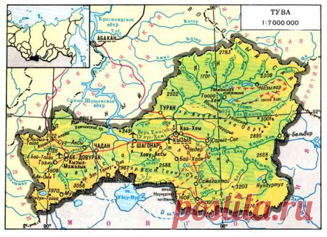 Республика Тува. Немного из ее истории | Популярная наука | Яндекс Дзен