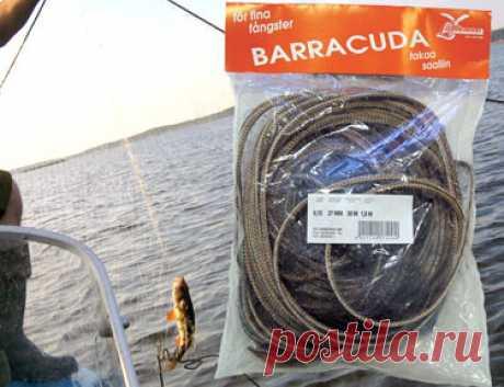 Финские сети Барракуда: длина 30 м, высота 1,5 м, ячейки 27 - 90 мм