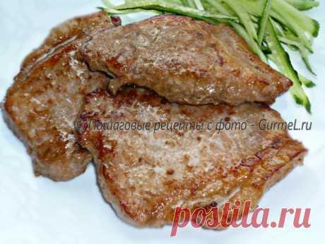 Мясо по-японски - нежное мясо с удивительными оттенками вкуса!.