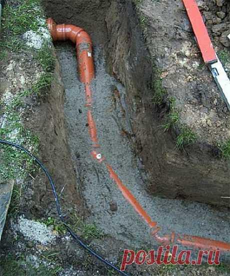 Не совершайте этих ошибок при монтаже канализационных труб в своём загородном доме   Андрей Ратников   Яндекс Дзен