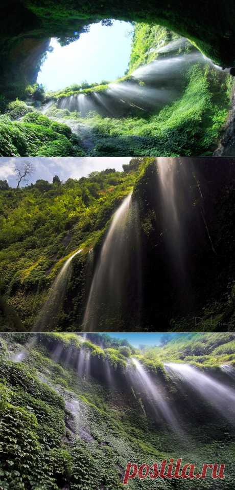 Небесная вода Мадакарипуры | В мире интересного