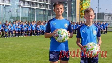 В Крыму 29 августа откроется детская академия футбола | Спорт