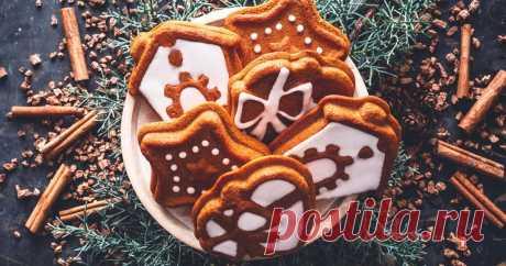 Прочитайте: Вкусное имбирное печенье за 40 минут — видеорецепт в Журнале Маркета Простой рецепт идеальной зимней выпечки.