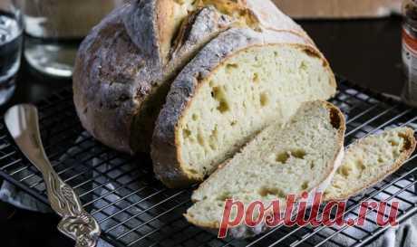Традиционный хлеб на соде: пошаговый рецепт домашней выпечки Приготовить такой вкусный и ароматный содовый хлеб сможет даже новичок в кулинарных делах. На все уйдет не более одного часа. Все ингредиенты для приготовления очень просты и доступны, а результат вас…